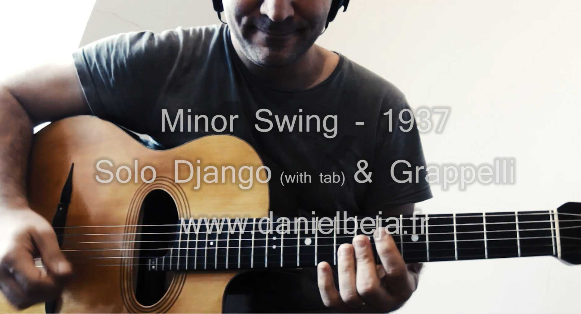 minor swing solo