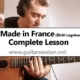 Made in france jazz manouche